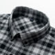 100% Cotton Spring Autumn Men Casual shirts Long Sleeve Plaid Male Retro Vintage Flannel Shirt