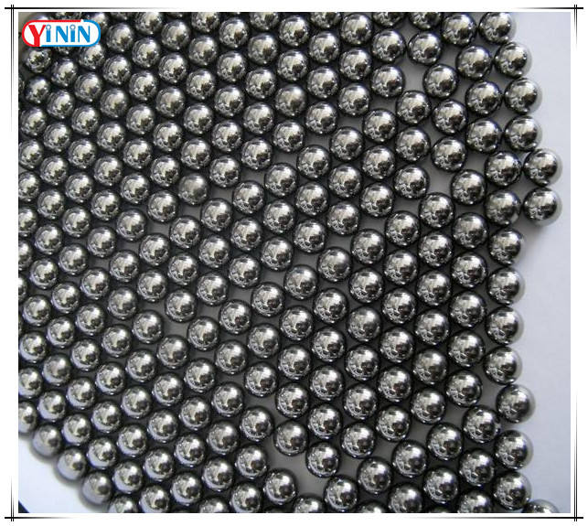 0.3mm~63.5mm açoinoxidável 304 aisi304 bola esfera de aço
