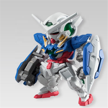 Wholesale custom make plastic 3D toy gundam modle