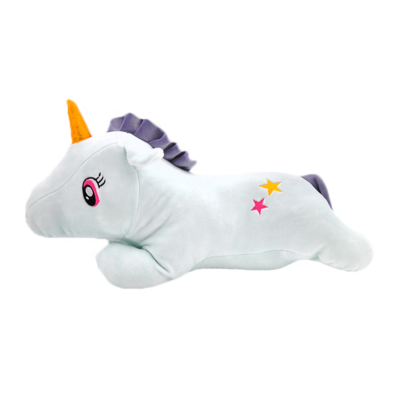 OEM Wholesale KidsToys animal Unicorn barney bee Stuffed Plush Doll custom pillow toys