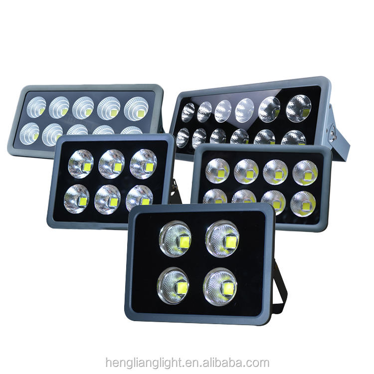 1 Uds. De iluminación al aire libre 400W Epistar Led Floodlight AC85-265V Led Flood light reemplazar lámpara halógena