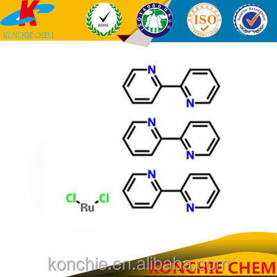 Tris(2,2-Bipyridyl)Ruthenium(II) Chloride Hexahydrate ; CAS no. 14323-06-9 from konchie chem customized Ruthenium catalyst