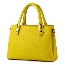 Elegance Women Top-handle Bags Ladies Purses and Handbags PU Leather Totes