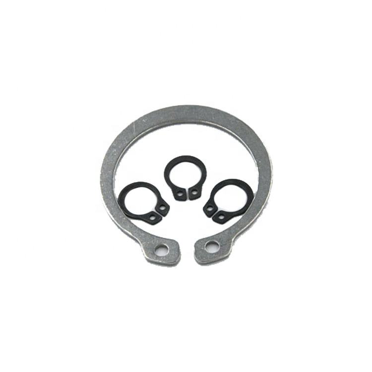 Stainless steel din471 snap ring circlip pin lock washers
