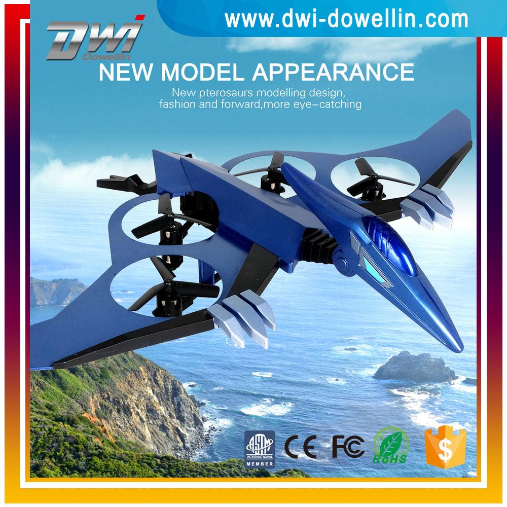 DWI Pterosaurios Dowellin 2.4G RC Drone UFO Aviones de la Robótica Para Niños