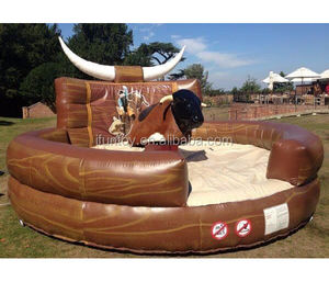 commercial price mechanical bull for sale inflatable mechanical bull rodeo riding ride rental/Inflatable meltdown