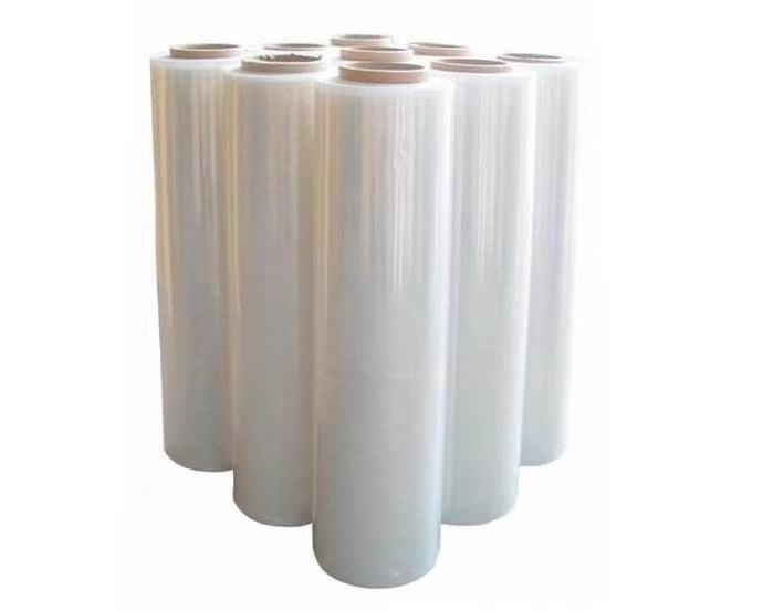 20 mic clear LLDPE strech Pallet shrink wrap stretch film