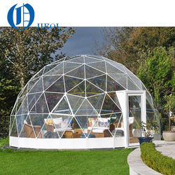 Ready to Ship 2019 High Quality Outdoor Garden Igloo Dome Tent