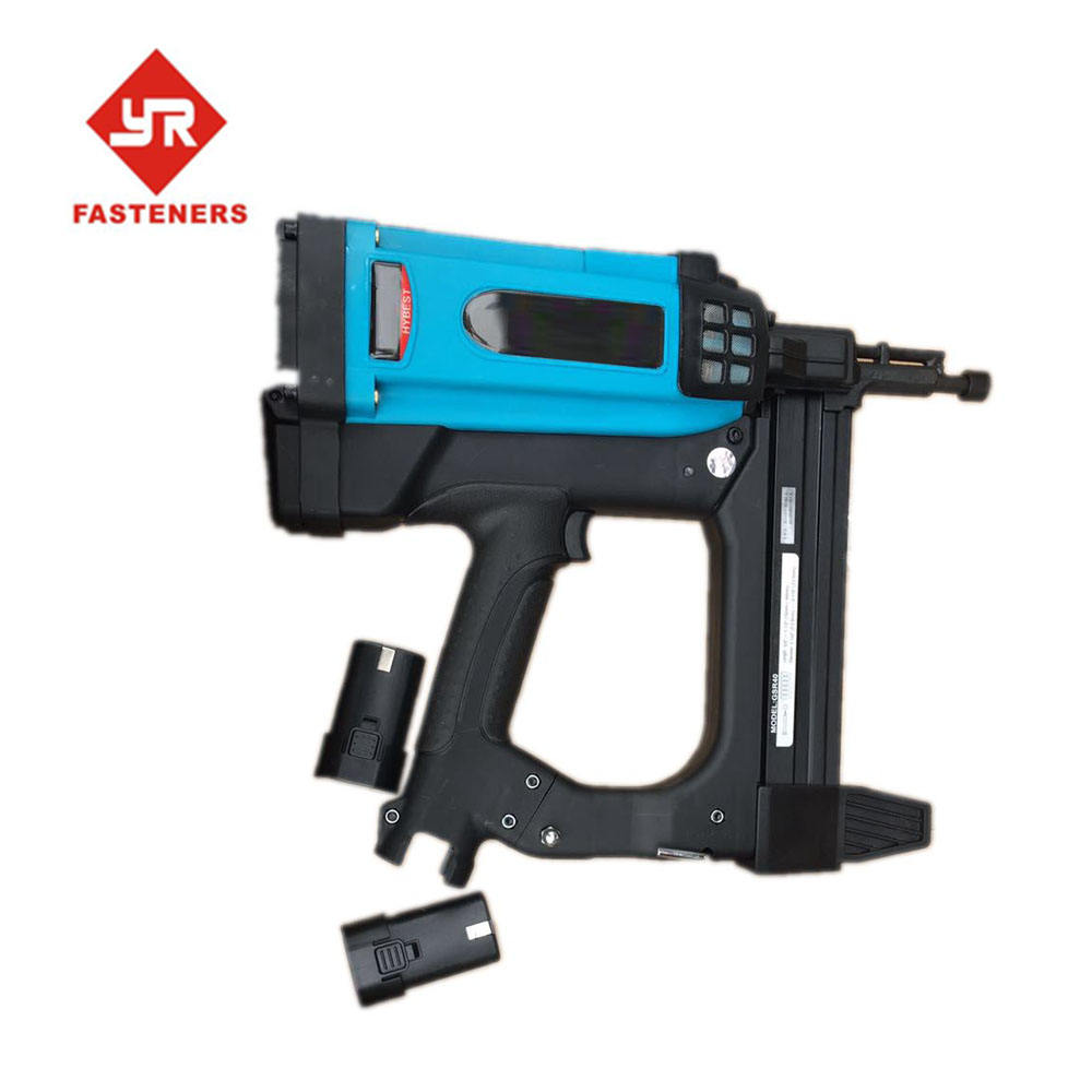 Similar Toua cordless concrete nail gun nailer with best price