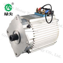 3kw 48v fully power electric car conversion kit