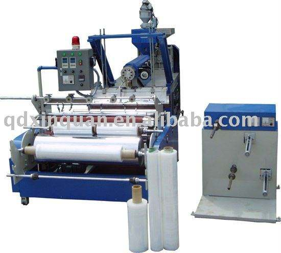 PE/PP/PC/PET Single-layer Cast Embossed Film Extrusion Machinery