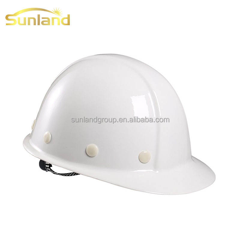 High quality protection secure industrial safety helmet headgear