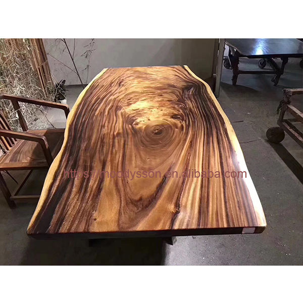 wholesale solid wood timber walnut slab wooden timber