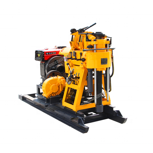 Cheap Borehole Drilling Machine /water well drilling rig for Sale 200m