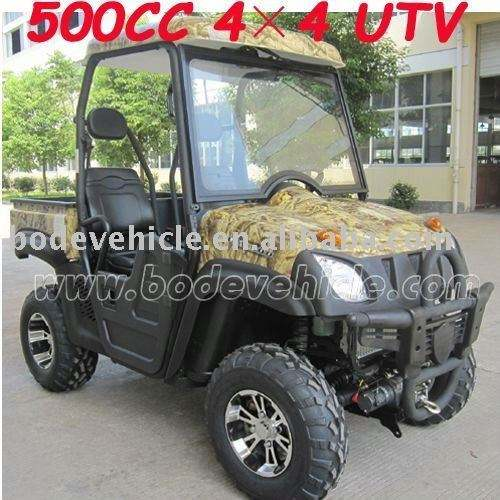 500cc utv 4x4 nebeneinander go karts in china (MC-161)