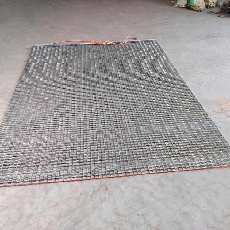 6/'Wx3/'L Steel Drag Mat