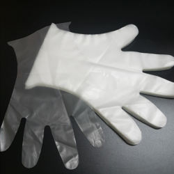 EGP biodegradable and compostable disposable nitrile gloves