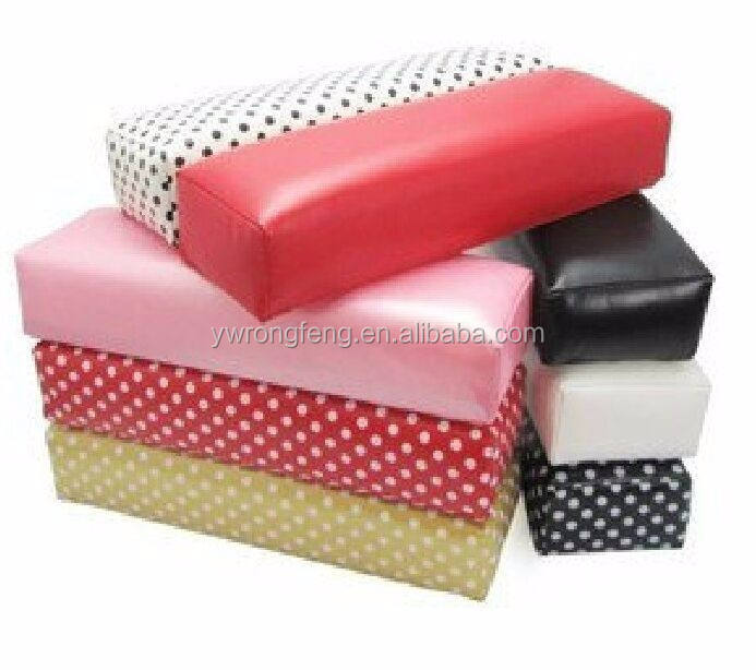 2017 New Cheap price Nail Salon& home use hand towel nail pillow wholesale