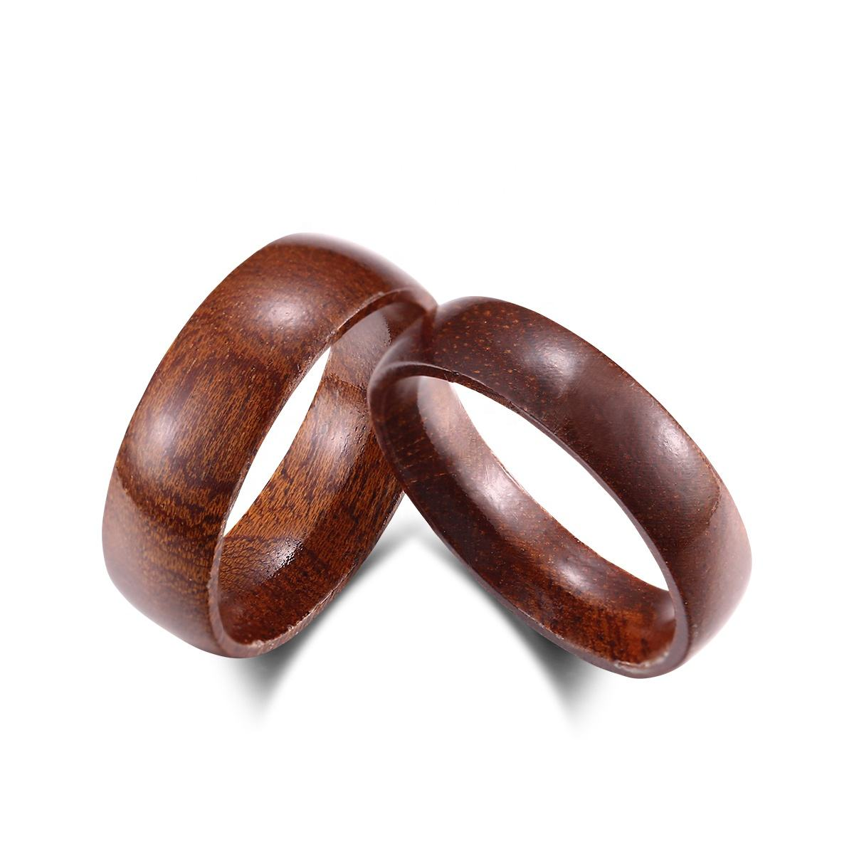 wholesale wood dubai couple wedding rings