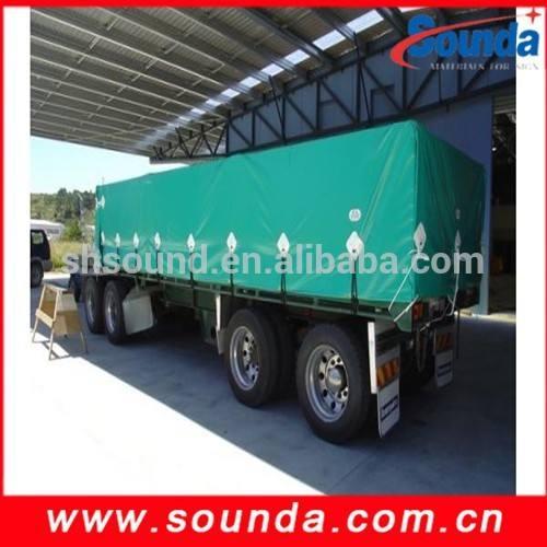 550 г - 850 г с покрытием из пвх брезент для грузовик боковые