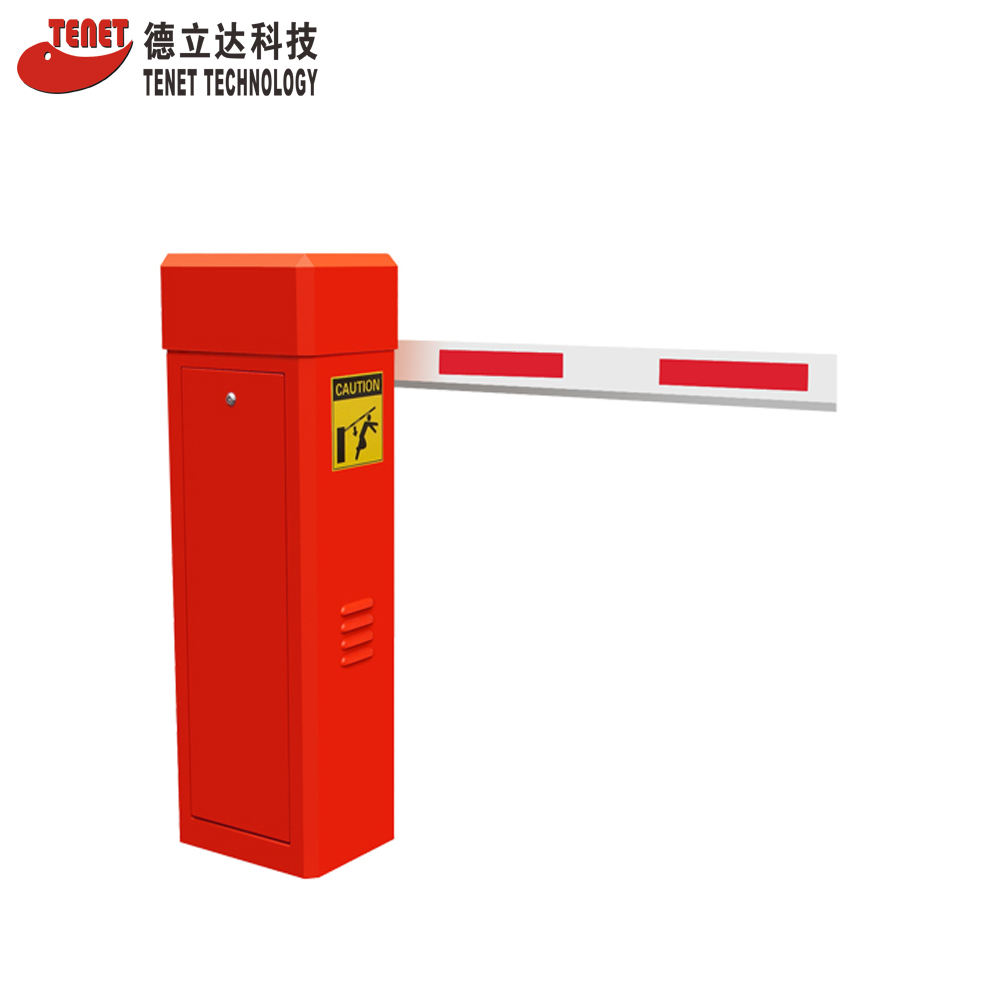 2018 New Model High Quality Automatic Accordion Barrier Gate With Single Bar