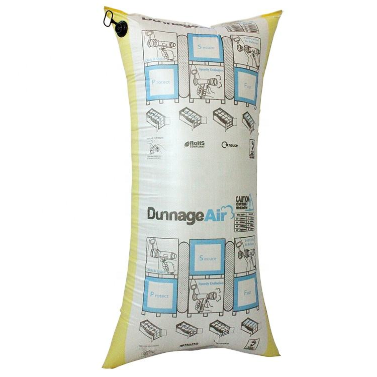 Avoid Transport Cargo Damage Cargo Transport PP Woven Materials Air Dunnage Bag