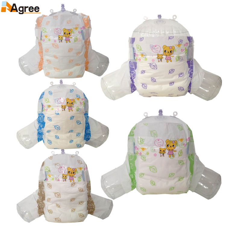 Low Market Needed Disposable Surplus Baby Diapers In Bulk