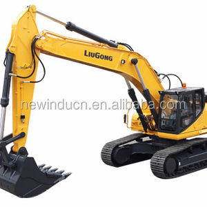 Liugong excavator CLG915D 0.4m3 crawler excavator with cheap price