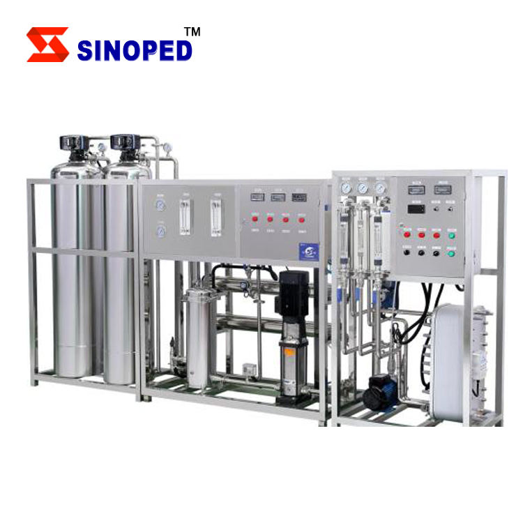 Water Treatment Equipment Reverse Osmosis Water Purification System