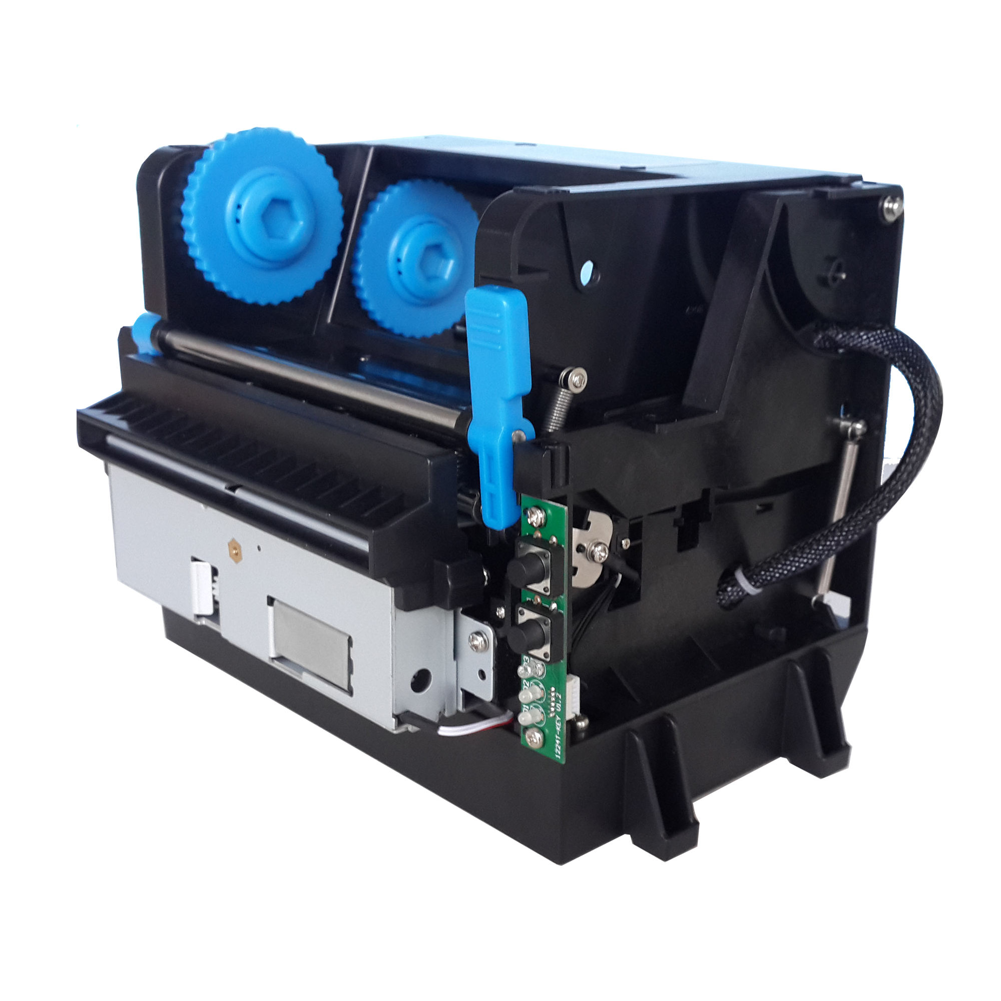 Gprinter Kiosk ticket printer, thermal barcode label printer, Thermal transfer label printer GP-3212/GP-3212C