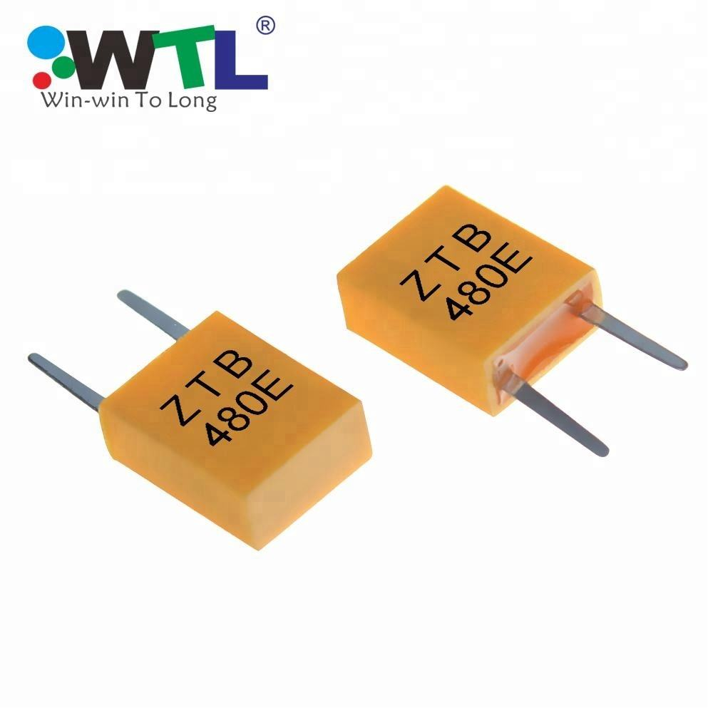 WTL Radio Crystal Manufacturers 455E Ceramic Resonator DIP/SMD Type