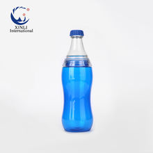 450ML eco-friendly drinking straw bpa free water plastic drink bottle with straw