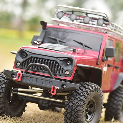 EX86100 KIT VERSON RC Rock Crawler 1/10 scale 4wd remote control drift rc car
