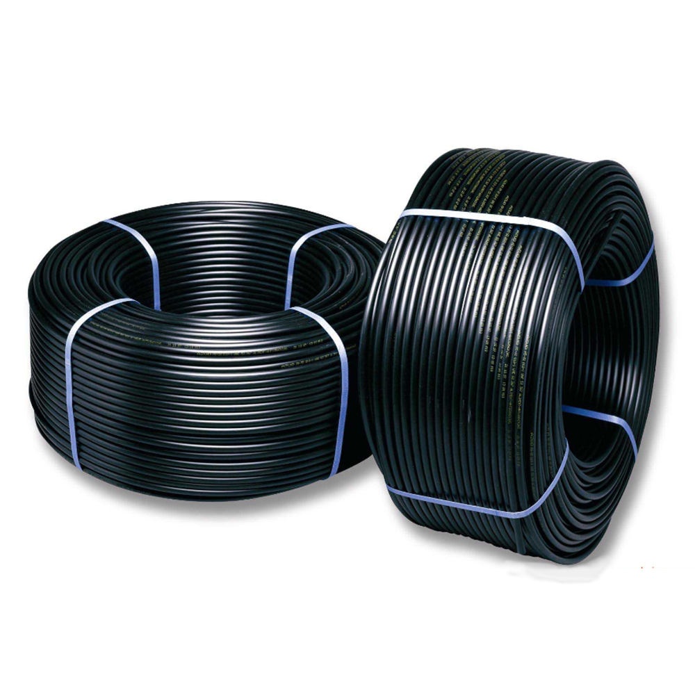 "1.25"" 25mm 1inch New Material China Manufacture 1.5 Black Water Roll Pe100 Plastic 50mm Tube Hdpe Pipe 3 4 1 1/2 Inch"