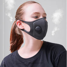 Tcare Respiratory Dust Mask Upgraded Version Men & Women Anti-fog Haze Dust Pm2.5 Pollen 3D Cropped Breathable Valve Mask