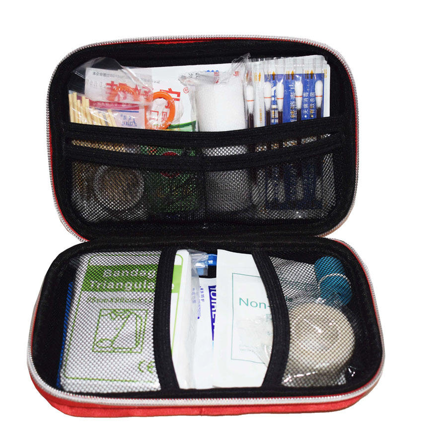 Family emergency survival kit Camping waterproof first aid kit