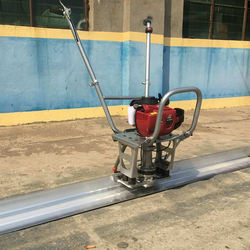 concrete vibration ruler/concrete screed machine vibrating concrete power screed