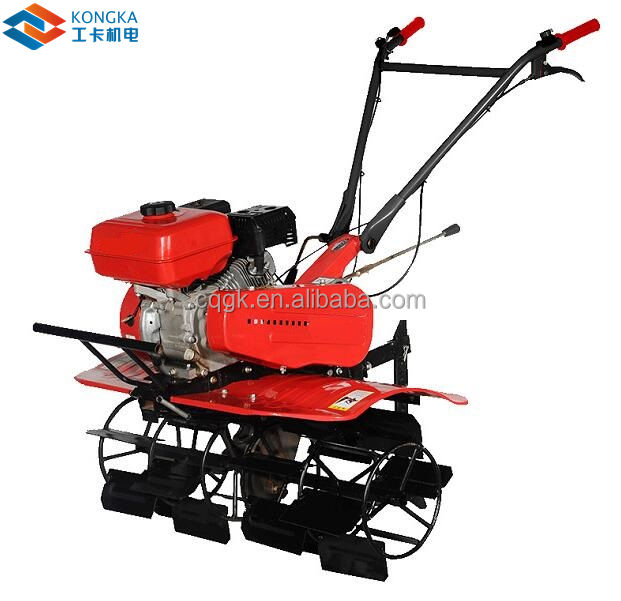 hot sale high competitive price agricultural machine gasoline rotary tiller with CE certificate