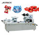 Lollipop Packing Machine/Rich Milky Caramel Candy Flow Wrapping Bagging Machine JY-1200 For Sale