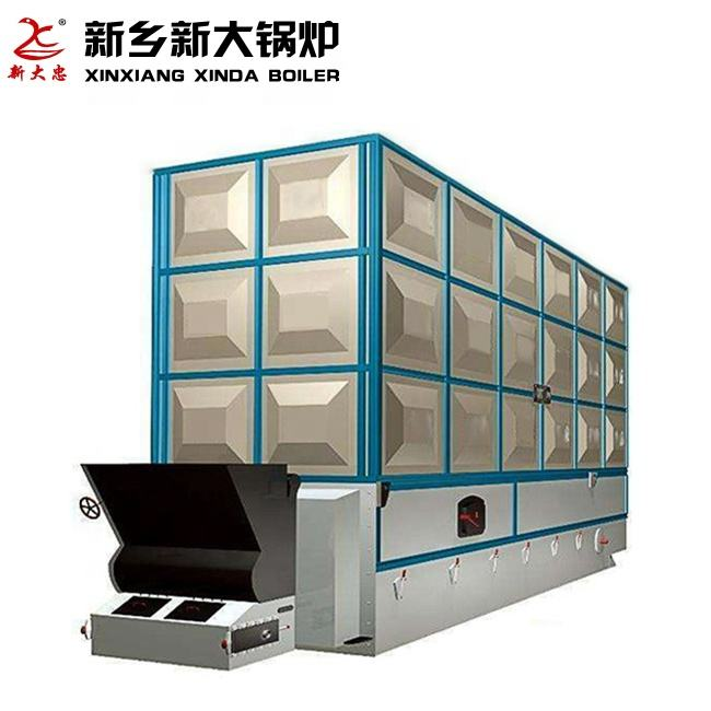 Building Material Shops [ Coal ] Coal Boiler Oil Gas Coal Biomass Pellet Wood Chips Fired Boiler Thermal Fluid Heater For Agriculture Production