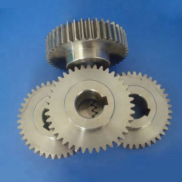 Print Machine Loom Machine Component Gear