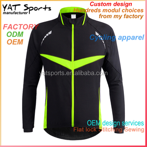 Low MOQ Bike apparel winter soft shell men windbreaker sports jacket