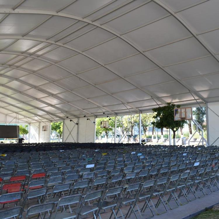 1000 seater big aluminium church tents for sale in south africa for party events