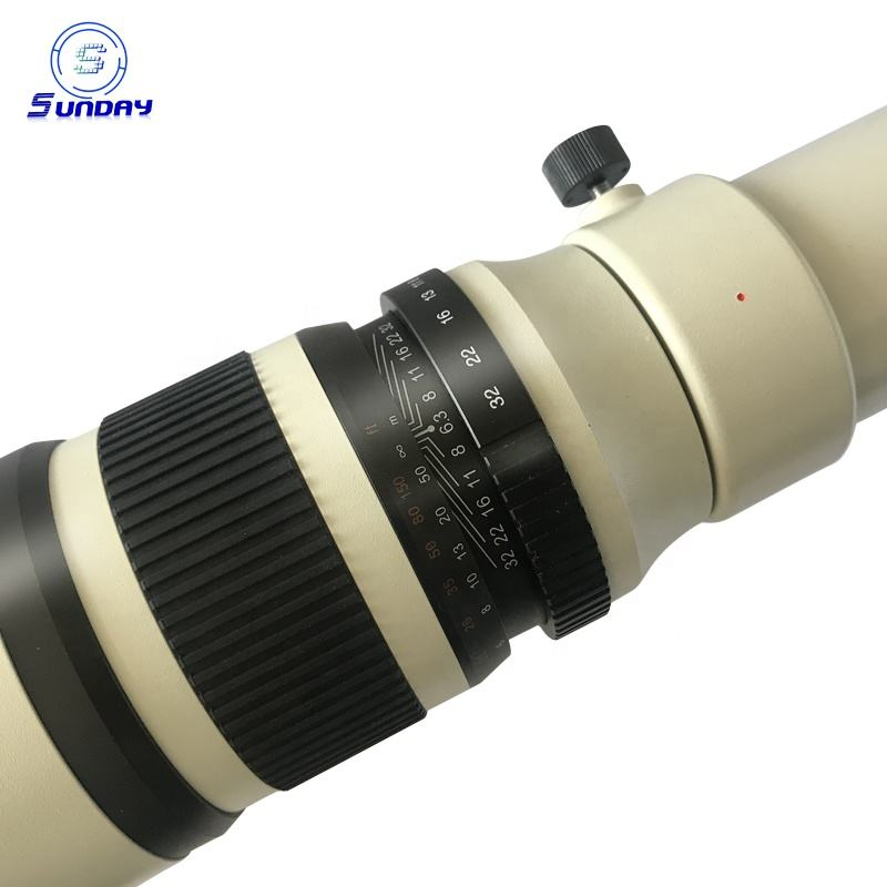 Telephoto lens 500mm F6.3 For Canon Nikon Lens