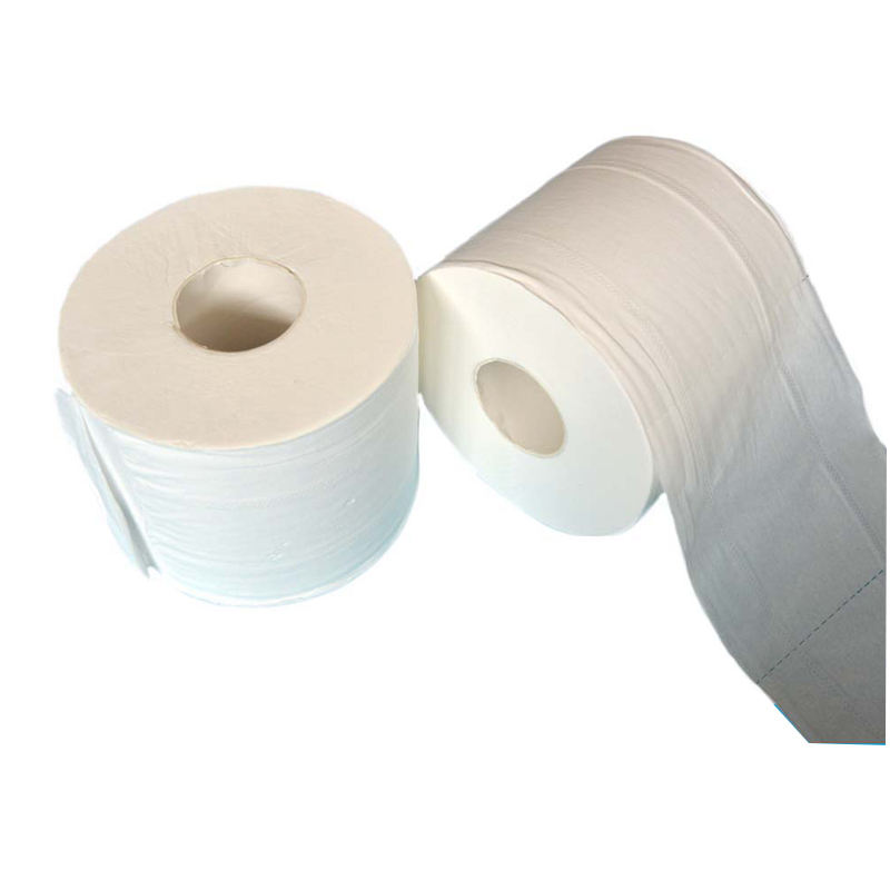 Chinese Leverancier Hotel Bad Tissue Toiletpapier Roll