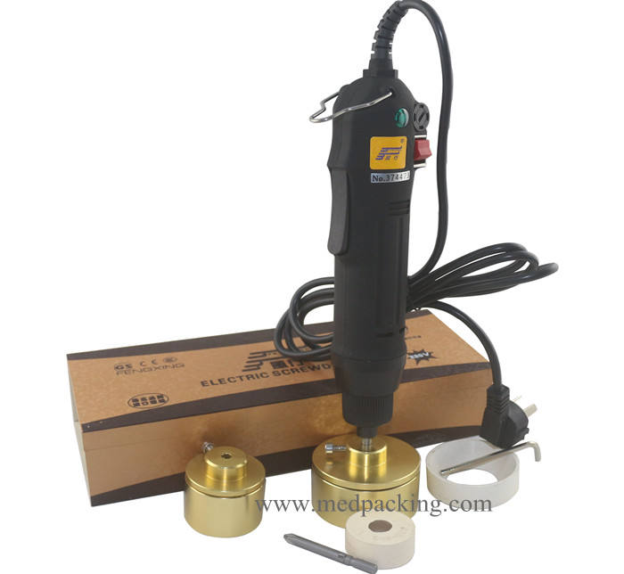 EC01 Handheld Portable Electric Screw Capping Machine