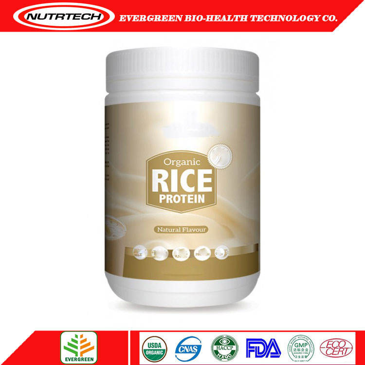 Wholesale Organic rice protein powder Bulk with AAAAA Rice Protein Grade
