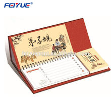 Cheap offset Printing desk Calendar