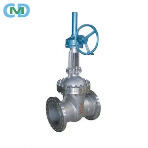 OEM SS CF3 304L 14INCH Class 300 Oil Gate Valve with Gear Operator
