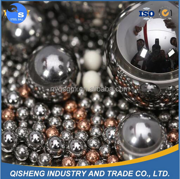 "Loose Bearing Ball SS316 Stainless Steel Bearings Balls 9.525mm 3//8/"" QTY 25"